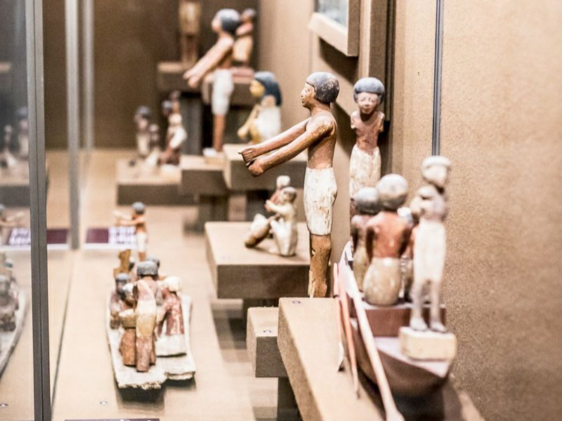 Экскурсия Эрмитаж: тайны Египетского зала