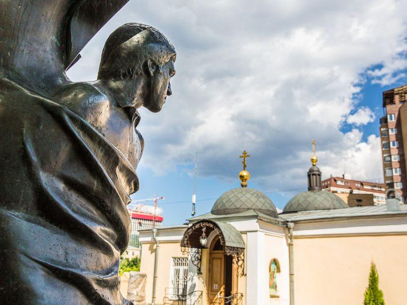 Фото Тайны Ваганьковского некрополя
