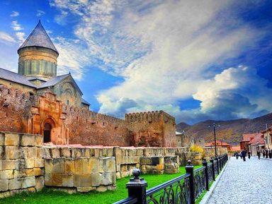 Древняя столица Грузии