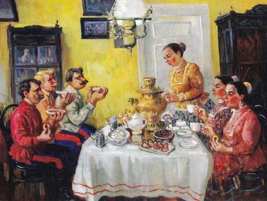 Тульское чаепитие для всей семьи