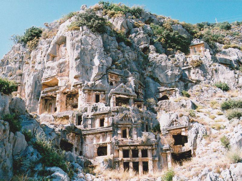 Экскурсия Два в одном: храм Святого Николая в Демре и древний город Мира