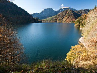 Самые живописные места Абхазии. Озеро Рица и Гегский водопад