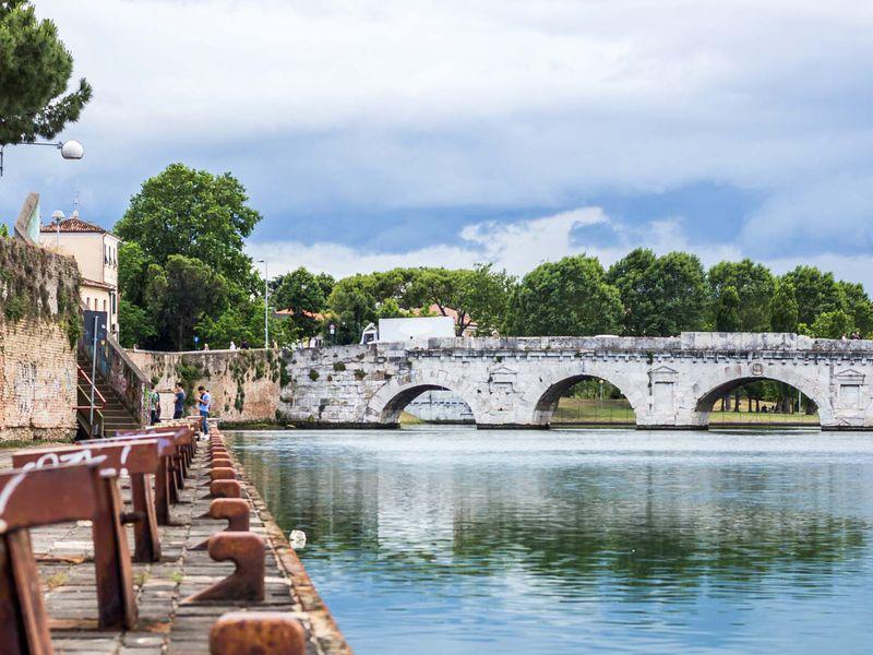 Экскурсия Римини — первое знакомство