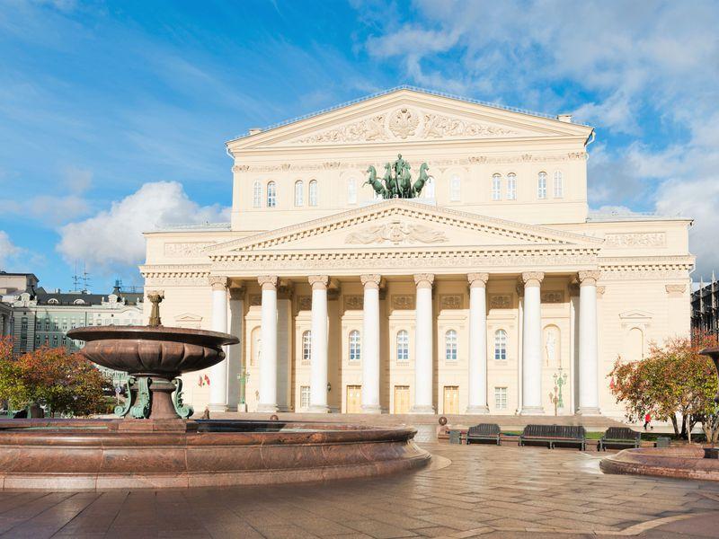 Экскурсия Закулисные страсти театральной Москвы