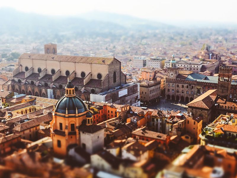 Экскурсия Болонья — первое знакомство