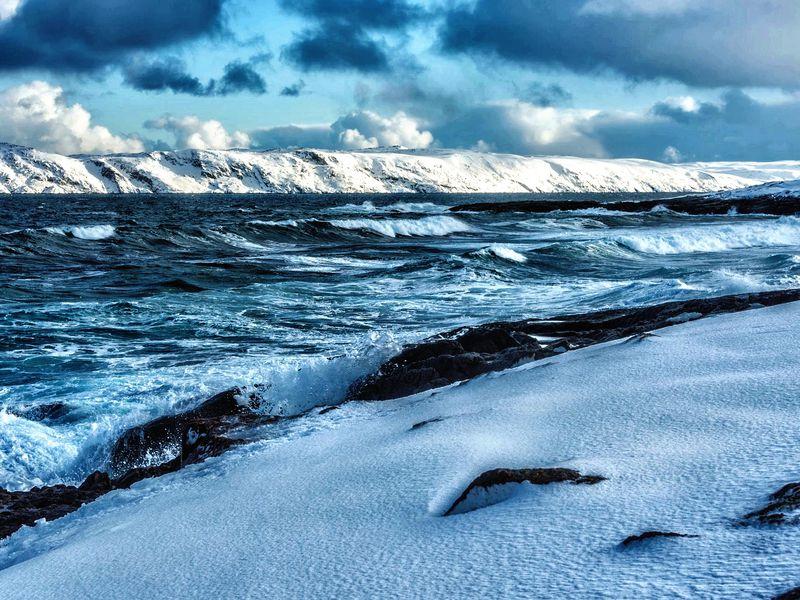 Териберка— открыть неистовую красоту Арктики width=