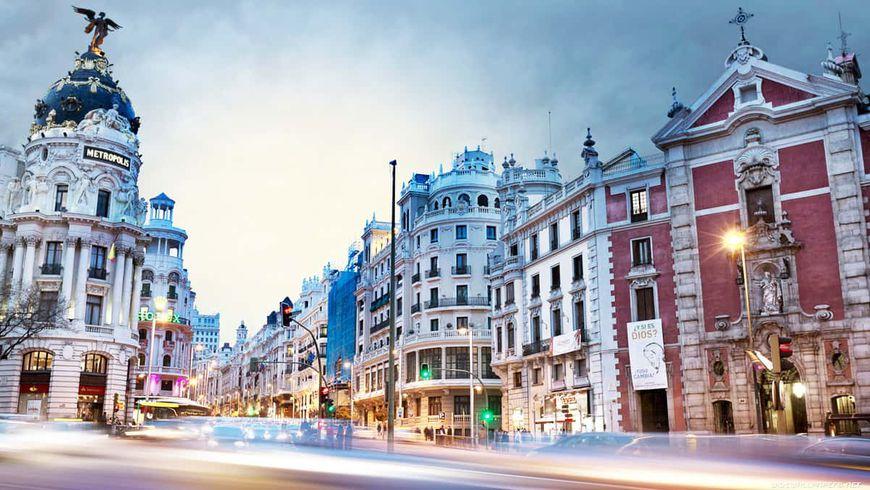 Добро пожаловать в Мадрид!
