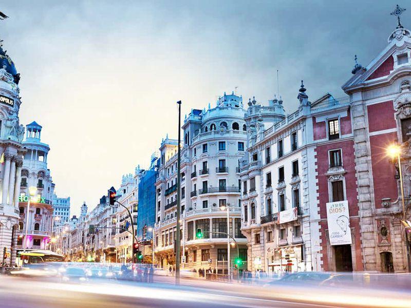 Экскурсия Добро пожаловать в Мадрид!
