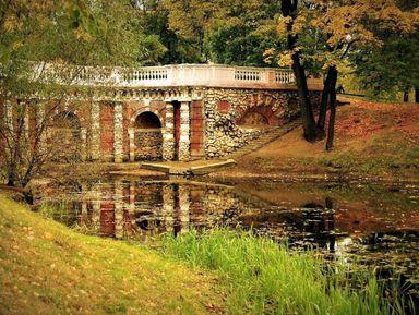 Лефортово — уникальный район и живописный парк