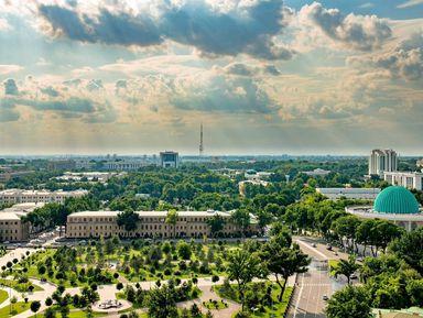 Первое знакомство с Ташкентом