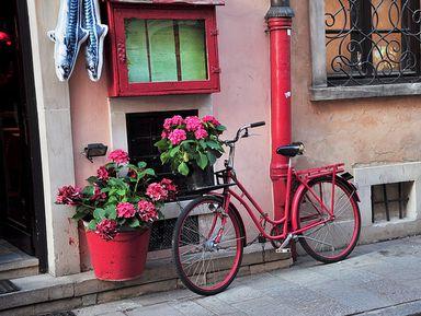 По Варшаве на велосипеде