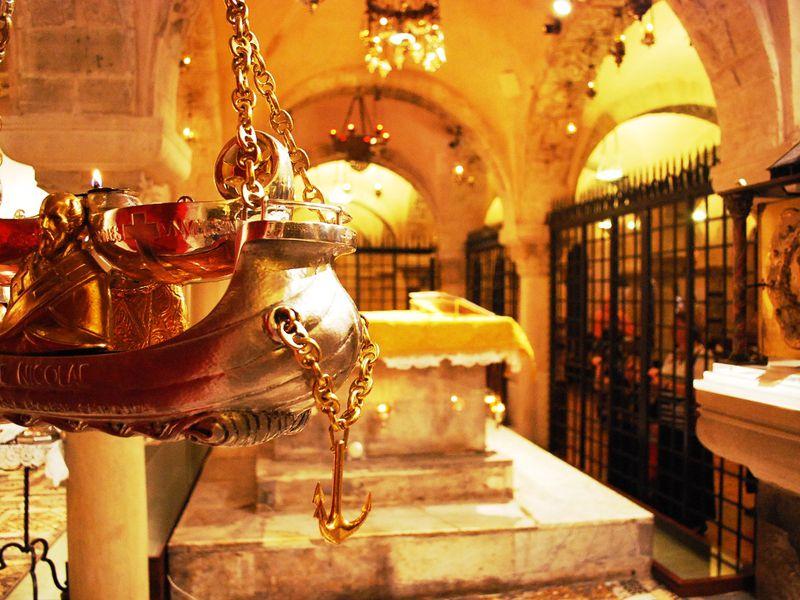 Экскурсия Бари и Базилика Святого Николая