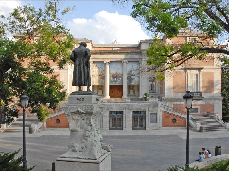 Экскурсия Главное в музее Прадо