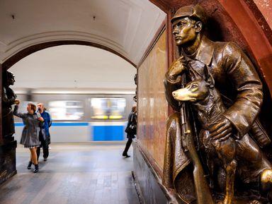 Подземное наследие: московское метро