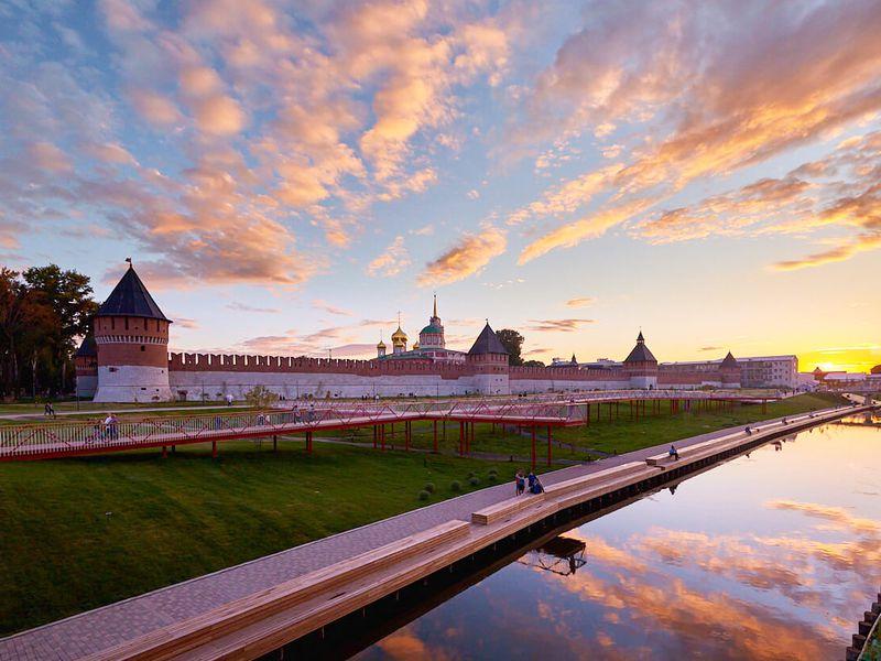 Экскурсия Тульский кремль: путешествие в Средние века