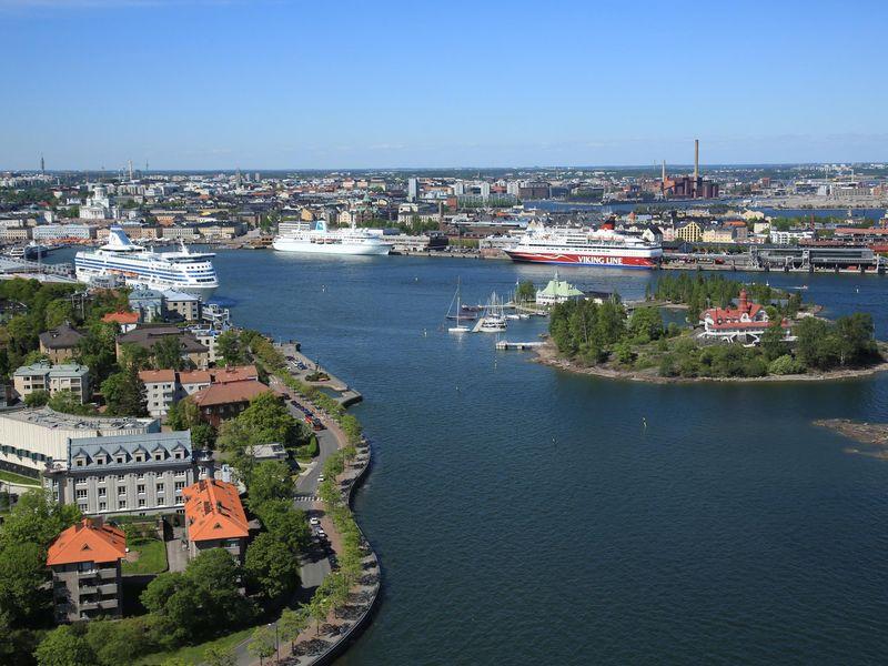 Экскурсия Знакомство с Хельсинки