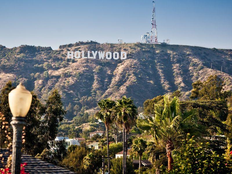 Экскурсия Камера, мотор, Лос-Анджелес!