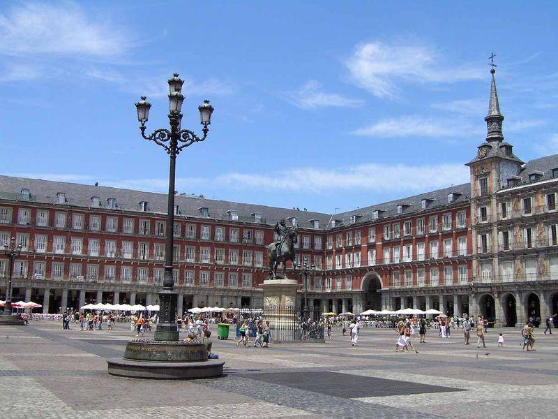 Экскурсия Главные люди Мадрида: кто сделал город таким, какой он есть