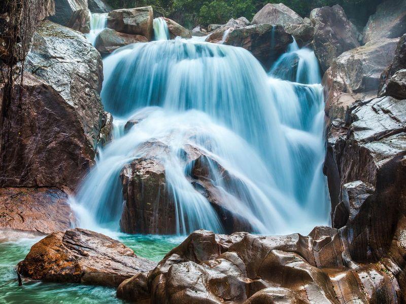 Экскурсия Край диких водопадов Бахо