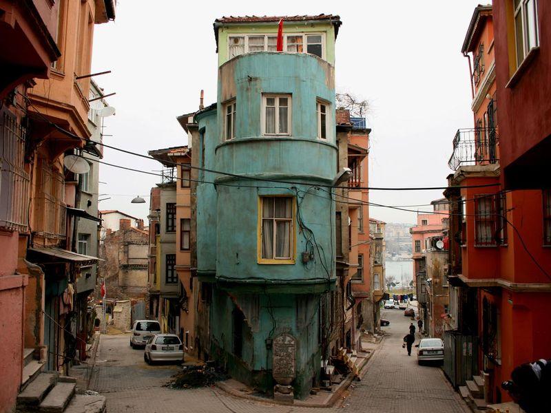 Экскурсия Живописная красота трущоб Стамбула