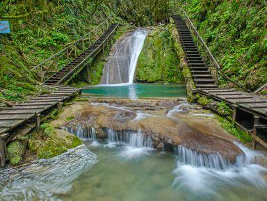 33 водопада и кавказское застолье