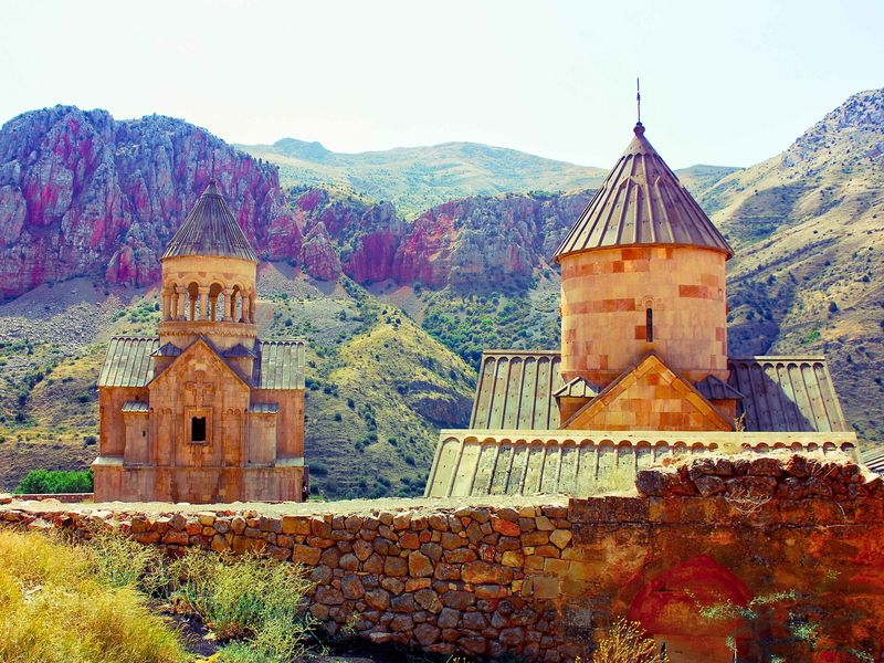 Экскурсия Хор Вирап, Нораванк и Арени — лучшее на юге Армении