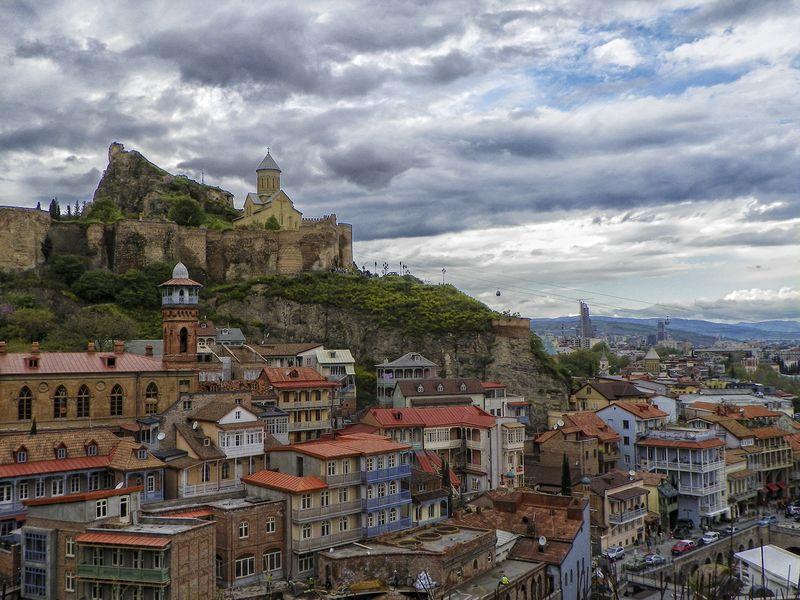 Тбилиси — сердце Сакартвело width=