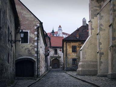 Старинные легенды Братиславы