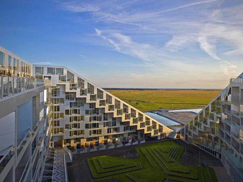 Экскурсия Современная архитектура Копенгагена: район Эрестад