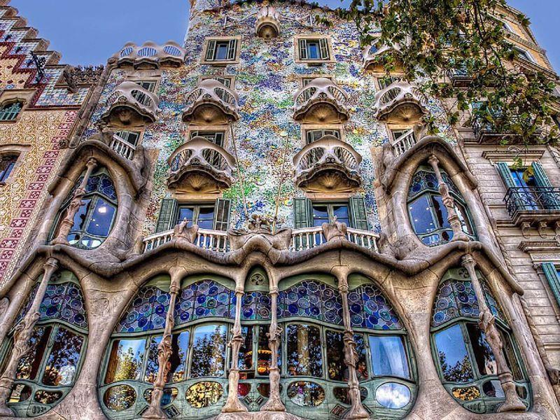 Экскурсия Шедевры каталонского модернизма вБарселоне