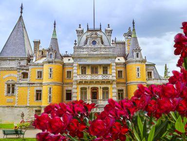 Старинные дворцы и легендарный Гурзуф за 1 день!