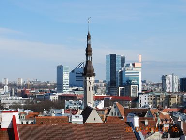 «Орел и Решка» в Таллине