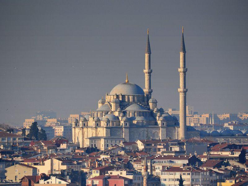 Экскурсия Все о мечетях и древних памятниках Стамбула