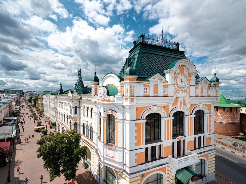 Экскурсия Нижний Новгород— знакомство со столицей Приволжья
