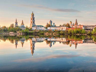ИзНижнего Новгорода— всакральное Дивеево