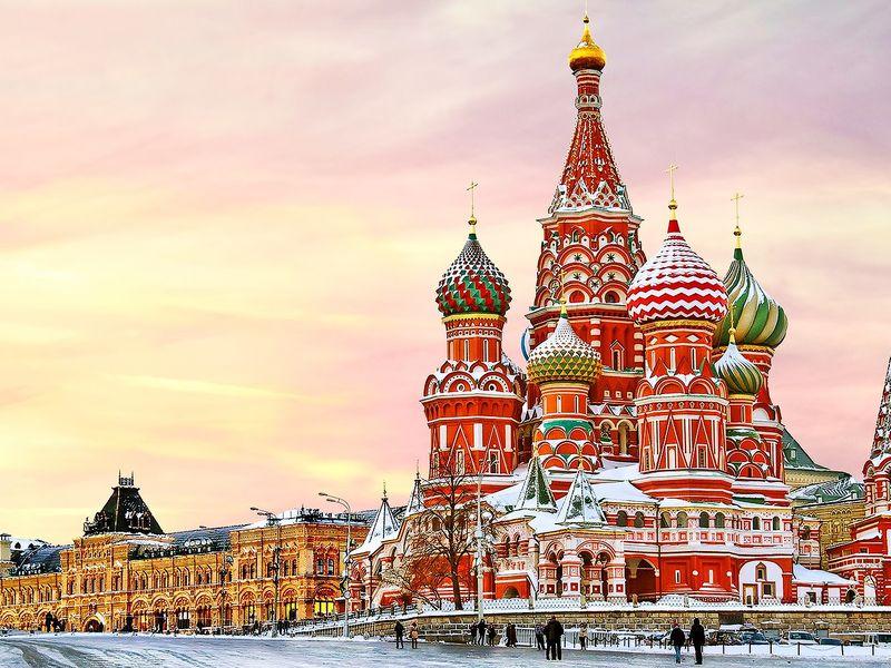 Экскурсия Красная площадь за час