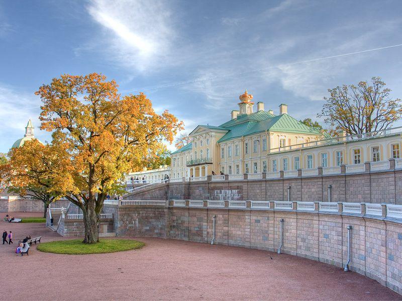 Экскурсия Групповая экскурсия вОраниенбаум иМеншиковский дворец