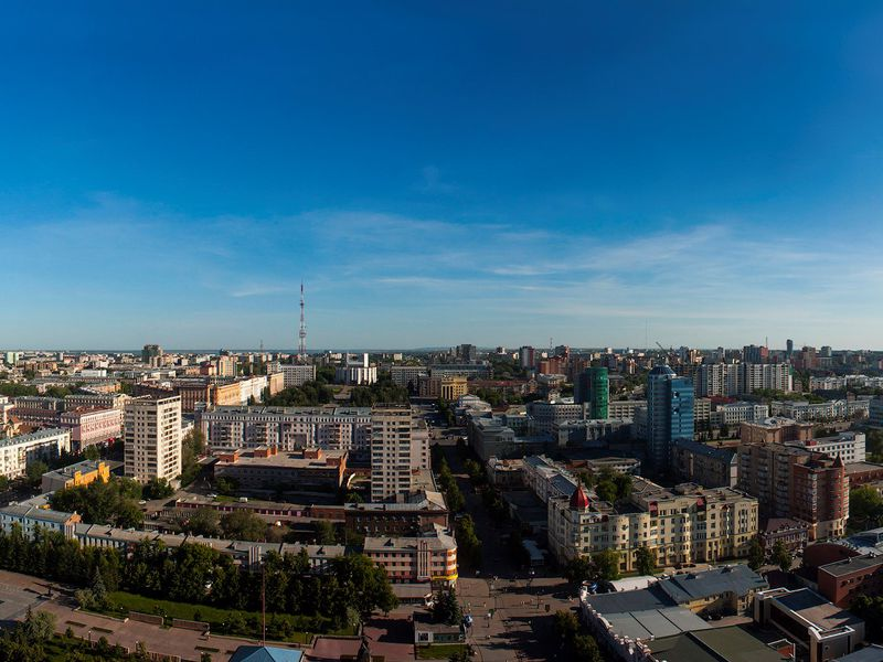 Мифы промышленного Челябинска