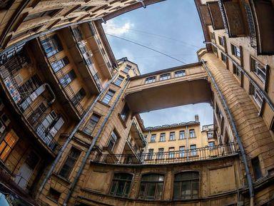 По Петербургу с архитектором