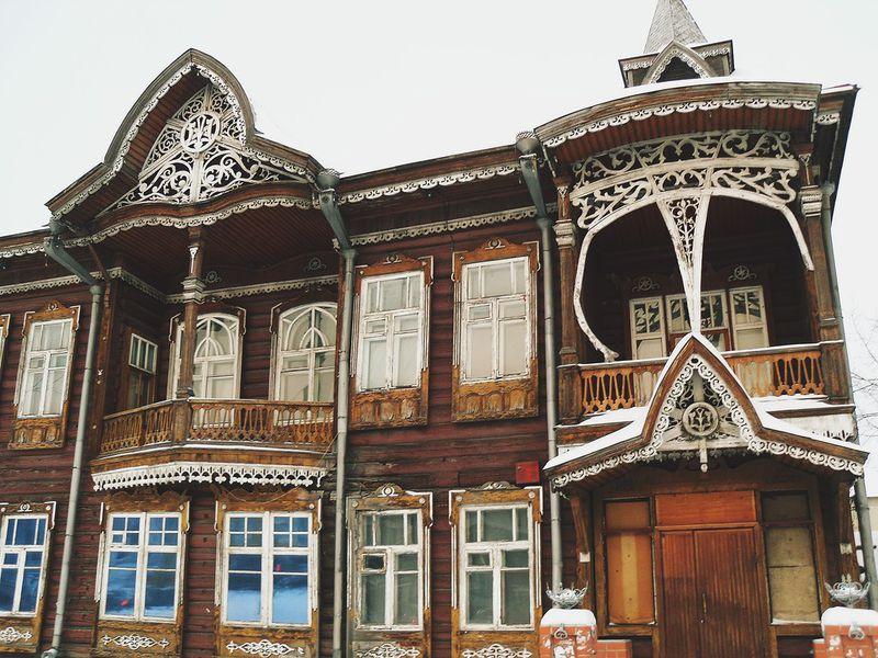 Экскурсия Архитектурные образы Барнаула