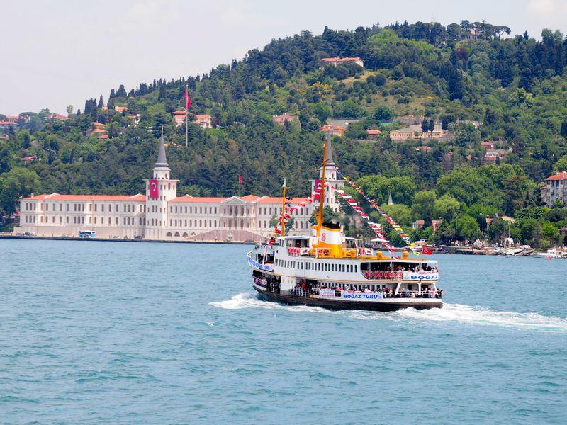 Экскурсия Вдохновляющий Стамбул