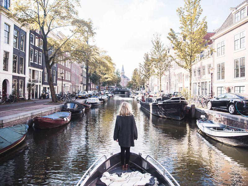 Экскурсия Путешествие по каналам Амстердама
