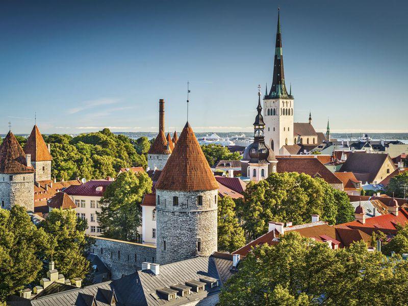Экскурсия Таллин сквозь столетия