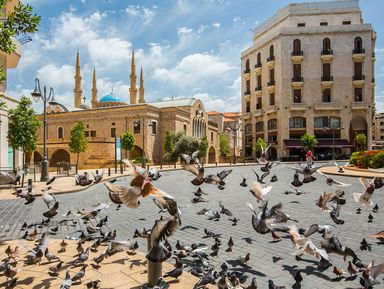 Добро пожаловать в Бейрут!