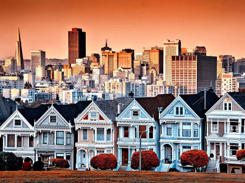 Экскурсия Добро пожаловать в Сан-Франциско!