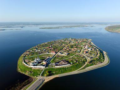 Главные символы Казани и остров Свияжск — за 1 день!