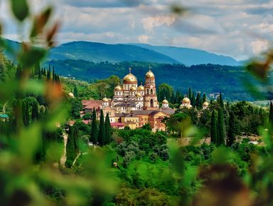 Новый Афон — сердце Абхазии