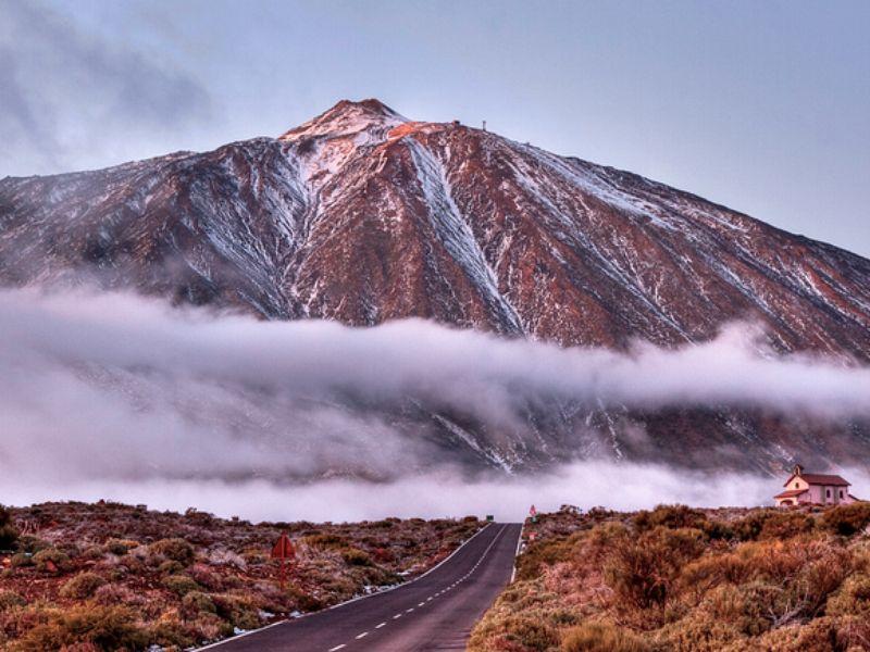 Экскурсия Вулкан Тейде