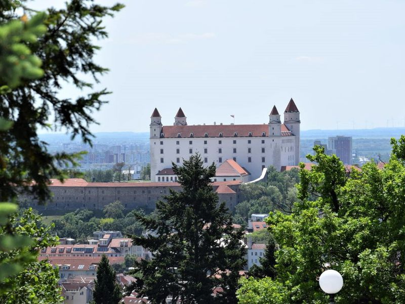 Экскурсия История и панорамы Братиславы