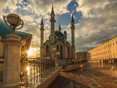 Добро пожаловать всамобытную Казань!